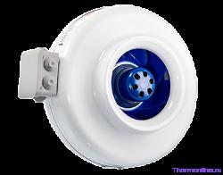 Круглый канальный EC вентилятор Shuft CFz 100 MAX