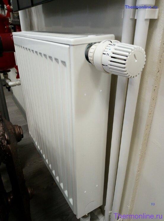 Стальной панельный радиатор Elsen ERV тип 22 500x700