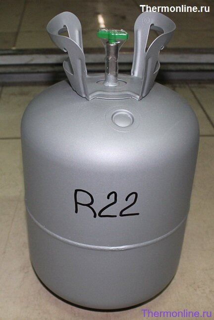 Хладагент Фреон R22 11,3 кг