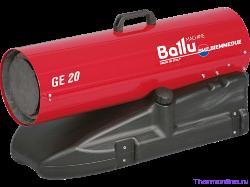 Теплогенератор мобильный дизельный Ballu-Biemmedue Arcotherm GE 20