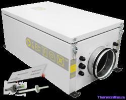 Приточная вентиляционная установка VENTMACHINE Колибри 500 ПМК