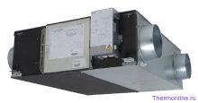 Канальная приточно-вытяжная установка Mitsubishi Electric Lossnay LGH-65RVX-ER