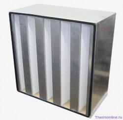 Фильтр пылевой Blauberg FPT 610x610x300 HEPA H13
