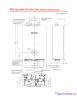 Настенный газовый одноконтурный котёл Rinnai BR-UE42
