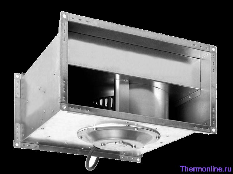 Вентилятор прямоугольный канальный Shuft RFD 600х350-6 VIM