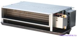 Фанкойл канальный двухрядный двухтрубный MDV MDKT2-1200G30