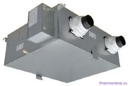 Канальная приточно-вытяжная установка Mitsubishi Electric Lossnay VL-220CZGV-E