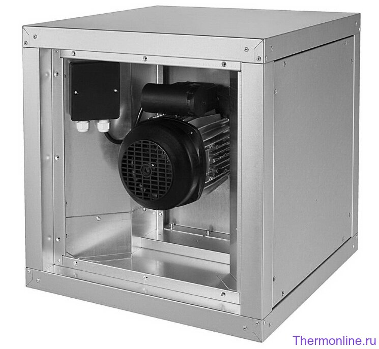 Вытяжной кухонный вентилятор Shuft IEF 500