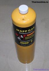 МАПП газ для горелок 450 гр