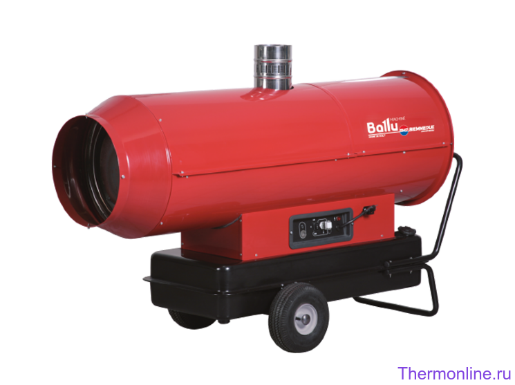 Теплогенератор мобильный дизельный Ballu-Biemmedue Arcotherm EC 85