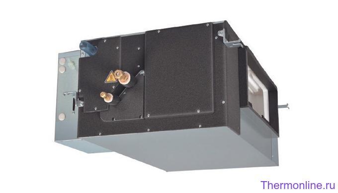 Канальная фреоновая секция охлаждения и нагрева Mitsubishi Electric Lossnay GUG-01SL-E