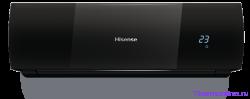 Инверторная сплит-система Hisense Black Star DC Inverter AS-07UR4SYDDE025