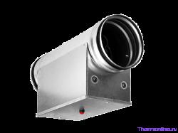 Электрический нагреватель для круглых каналов Shuft EHC 125-1,2/1