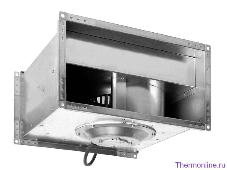 Вентилятор прямоугольный канальный Shuft RFD 800х500-4 VIM