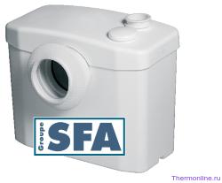 Канализационная установка SFA Sanibroyeur Silence