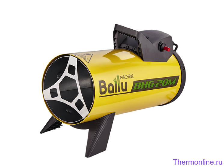 Пушка тепловая газовая Ballu BHG-10M