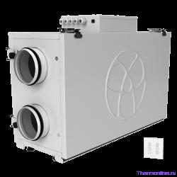 Приточно-вытяжная вентиляционная установка Blauberg KOMFORT Ultra EC L2 300-H S14 white