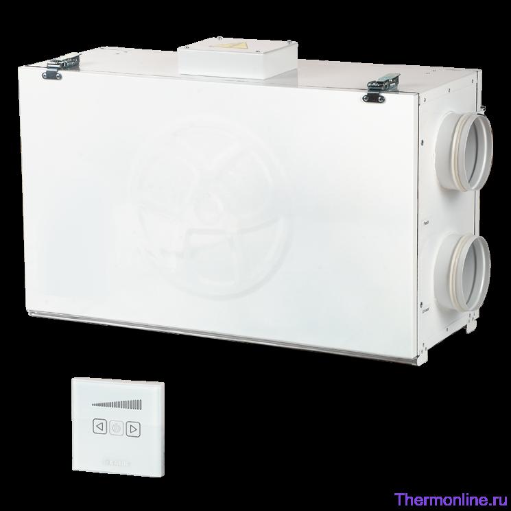 Приточно-вытяжная вентиляционная установка Blauberg KOMFORT Ultra L 250-E S12