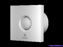 Вытяжной бытовой вентилятор Electrolux EAFR 100 White Rainbow