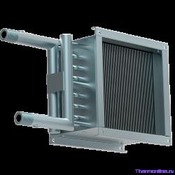 Водяной нагреватель Shuft WHC 150х150-2