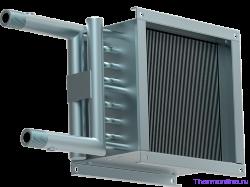 Водяной нагреватель Shuft WHC 200x200-3