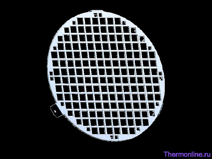 Защитная решетка для круглых каналов SHUFT PG 125
