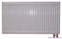 Стальной панельный радиатор Elsen ERV тип 33 500x700