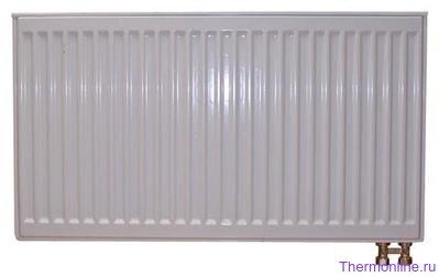 Стальной панельный радиатор Elsen ERV тип 33 500x800