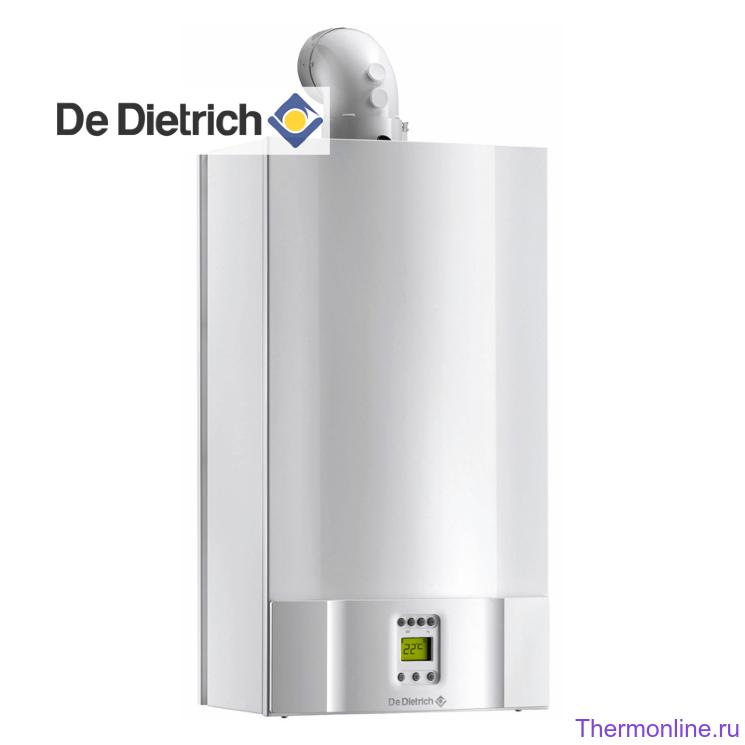 Настенный двухконтурный газовый котел De Dietrich ZENA MS 24 MI FF