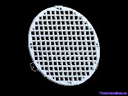 Защитная решетка для круглых каналов SHUFT PG 400