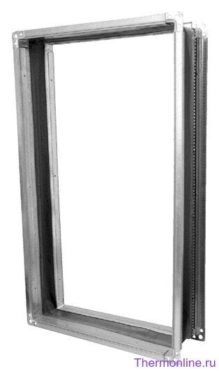 Гибкая вставка Shuft FKr 900x500