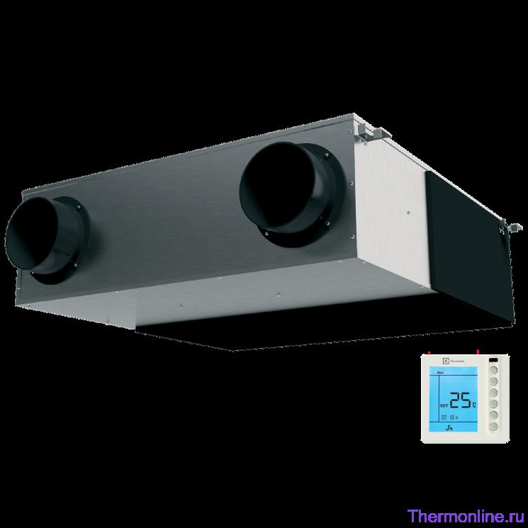 Приточно-вытяжная вентиляционная установка Electrolux EPVS - 650
