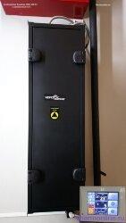 Приточная вентиляционная установка VENTMACHINE КОЛИБРИ ФКО-500 EC GTC