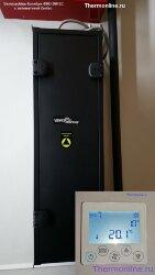 Приточная вентиляционная установка VENTMACHINE КОЛИБРИ ФКО-500 EC Zentec