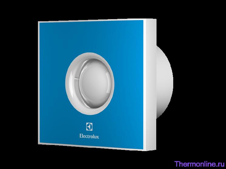 Бытовой вытяжной вентилятор Electrolux EAFR 120 Blue Rainbow