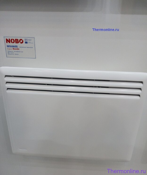 Конвектор NOBO Nordic NFK4W 05