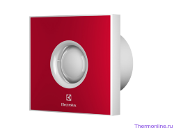 Бытовой вытяжной вентилятор Electrolux EAFR 120 Red Rainbow