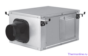 Electrolux EPVS/EF-200 вентилятор подпора воздуха для EPVS 200
