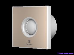 Бытовой вытяжной вентилятор Electrolux EAFR 120 Beige Rainbow