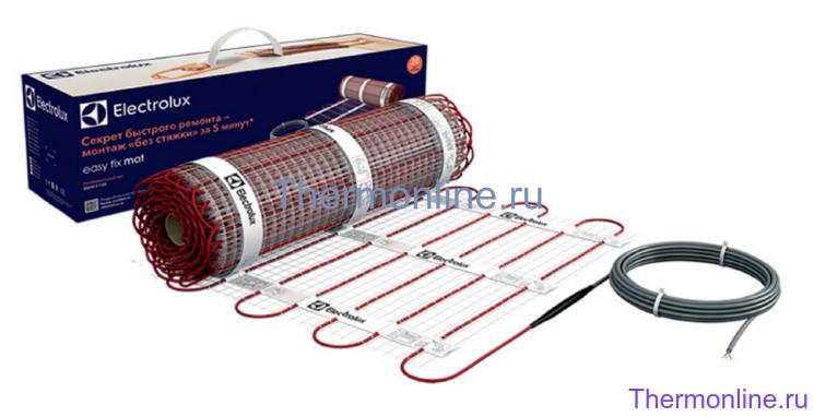 Теплый пол Electrolux EEFM 2-150-11 самоклеящийся