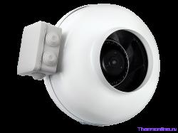 Круглый канальный вентилятор Shuft Tube 200 XL
