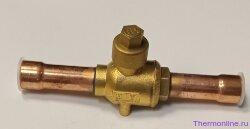 Шаровый кран без клапана Шредера GBC-BV 10S 1 3/8
