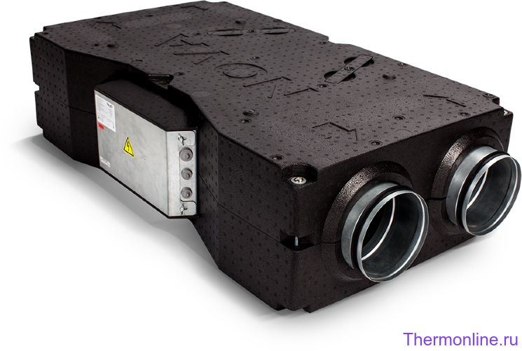 Приточно вытяжная вентиляционная установка Shuft NOVA 600 EC