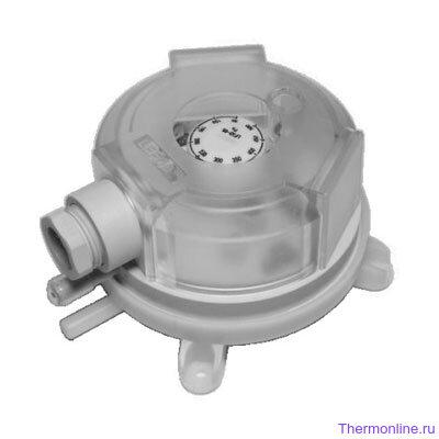 Дифференциальное реле давления Shuft PS-500-L