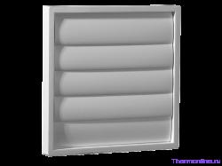 Пластиковая инерционная решетка Shuft WSK 14/10-12