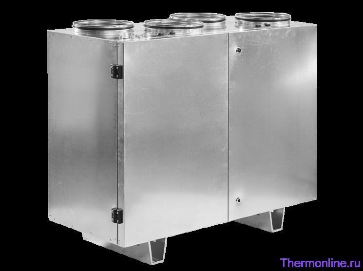 Установка приточно-вытяжная Shuft UniMAX-P 450 VE EC