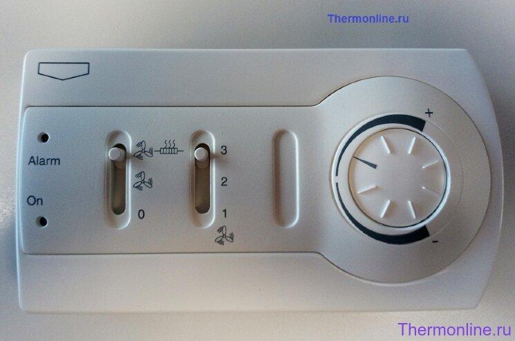 Пульт управления приточной установкой Shuft ARC 121