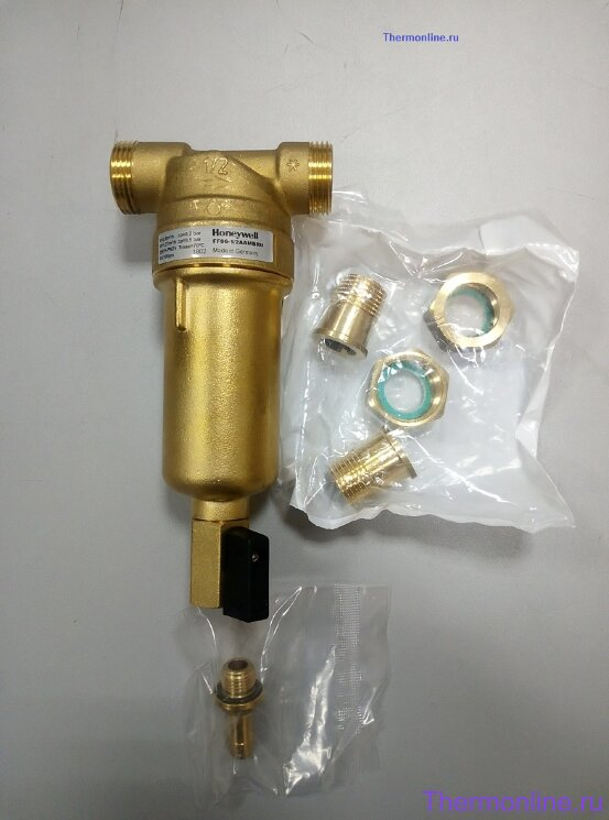 Фильтр для горячей воды Honeywell FF 06 - 3/4 AAM