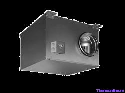 Вентилятор круглый канальный в звукоизолированном корпусе SHUFT ICFE 400 VIM