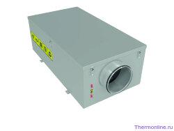 Установка приточная компактная моноблочная Shuft CAU 2000/1-12,0/3 VIM
